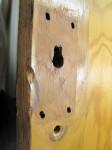 Original Door Lock (Missing)