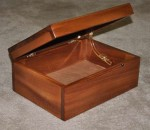 Keepsake Box Opened