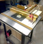 New Cast-Iron Router Table 1-800