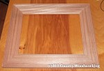 Frame Before Stain