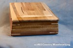 Spalted Maple topped boxes-11