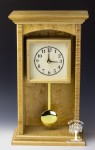 maple mantle clock 4-1