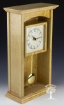 maple mantle clock 5-2