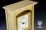 maple mantle clock 5-5