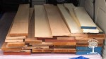 Rough Mahogany & Maple Lumber