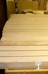 Dimensioned Maple Strips